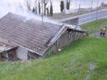 Morschach SZ - Wohnhausbrand