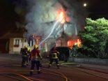 Brand Röthenbach b. Herzogenbuchsee BE - 29-Jähriger in Haft