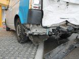 Appenzell AI - Crash beim Rückwärtsfahren