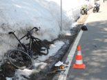 Schwyz SZ - Ausflüge trotz Corona: Mehrere Motorradunfälle