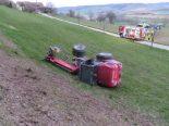 Freienwil AG - Mann bei Unfall mit Radlader verstorben