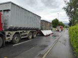 Tödlicher Verkehrsunfall in Altstätten SG