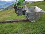 Falera GR - Arbeitsunfall auf der Alp Dadens