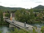 COVID-19: Schliessung des Grenzübergangs Bad Zurzach aufgehoben