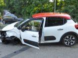 Biberist SO - Heftiger Unfall zwischen zwei Autos