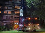 Murifeld Bern - Wohnungsbrand in Hochhaus