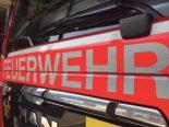 Schaffhausen SH - Folgebrand an Holzanbau von Reihenhaus