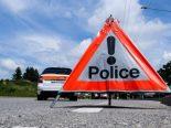 Torny-le-Grand FR - Velofahrer stirbt auf Unfallstelle