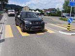 Unfall in Heerbrugg SG - 13-jähriges Mädchen von Auto erfasst
