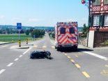 Hefenhofen TG - Rollerfahrerin nach Unfall ins Spital gebracht