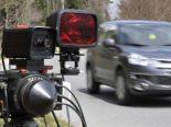 Sugiez FR - Motorradfahrer mit 144 km/h geblitzt