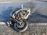 Selzach SO - Motorradlenker bei Selbstunfall verletzt
