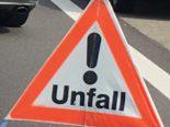 Seedorf UR - Bei Selbstunfall mit Tunnelwand kollidiert