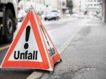 Verkehrsunfall Villmergen AG - Beim Ausweichen gegen Strauch geprallt
