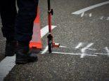 Basel - Unfallstelle verlassen: Lenker eines Sattelmotorfahrzeuges gesucht