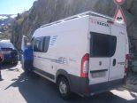 Hospental UR - Unfall am Gotthardpass