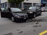 Herisau AR - Totalschaden nach Unfall