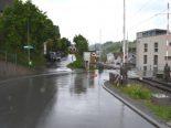 Zwei Verkehrsunfälle in Herisau AR