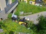 Herisau AR - Unfall mit Kleinmotorrad