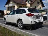 St.Gallenkappel SG - Zweimal Totalschaden nach Auffahrunfall