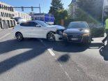 Suhr AG - Rotlicht missachtet: Mutter und Kleinkind bei Unfall verletzt