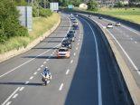 Martinach VS - Ankunft von Fahrenden: über 100 Polizisten im Einsatz