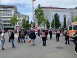 St.Gallen SG - Kundgebung aufgelöst