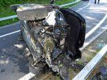 A2, Sempach LU - Autobahnausfahrt nach Unfall zwei Stunden gesperrt