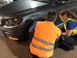 Basel BS - Neun getunte Fahrzeuge bei Kontrolle