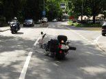 Glarus - Verkehrsbehinderungen nach Unfall zwischen Auto und Motorrad