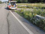 Lommiswil SO - Wegen defektem Tankverschlusses 50 Liter Diesel verloren