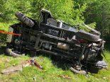 Visperterminen VS - Mann stirbt auf der Unfallstelle