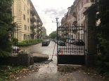 Unfallflucht in Zürich ZH - Autolenker auf Irrfahrt