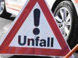 Basel BS - In Mercedes-Benz geprallt und davon gemacht