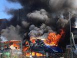 Siegershausen TG - Zwei Verletzte nach Brandausbruch eines Autos