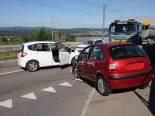 Unfall Widen AG - Drei verletzte Personen