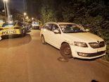 Basel - Betrunkene Autolenkerin fährt in Polizeiwagen