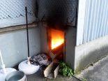 Schocherswil TG - Heisse Asche im Müll führt zu Brand