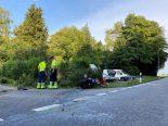 Dottikon AG - Lernfahrer erliegt auf Unfallstelle seinen Verletzungen