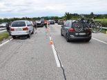 Schwerer Unfall A5 Luterbach SO - Mann verstirbt trotz Reanimation vor Ort