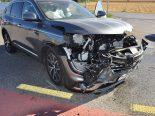 Grenchen SO - Unfall mit drei involvierten Fahrzeugen