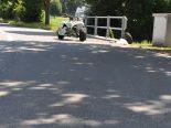 Küttigkofen SO - Quad-Fahrer schwer verletzt