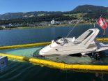 Pfäffikon SZ - Motorboot gerät in Seenot