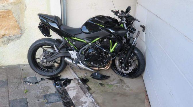 Sissach BL - Motorradlenker (32) bei Unfall schwer verletzt