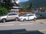 Altdorf UR - Auffahrunfall mit drei Autos