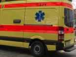 Dicken SG - Frau von Mähfahrzeug verletzt