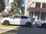 Verkehrsunfall Altstätten SG - Verletzte nach Kollision