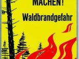 Basel BL - Absolutes Feuerverbot wegen Waldbrandgefahr