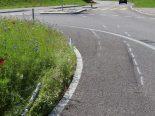 Appenzell AI - Mann (22) baut Selbstunfall im Kreisverkehr