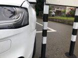 St.Gallen SG - Autolenker (38) verunfallt und abgehauen